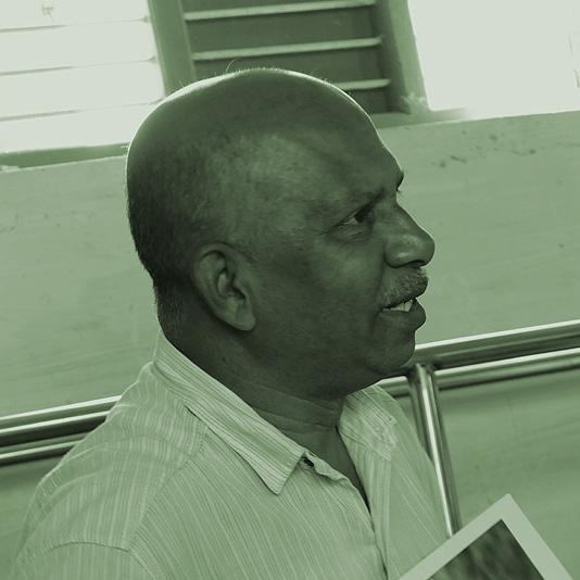 P.Srinivas ('Soil Vasu')